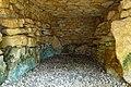 Interior of Chamber B at Belas Knap.jpg