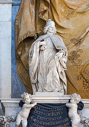 Silvestro Valiero - Image: Interior of Santi Giovanni e Paolo (Venice) Silvestro Valier
