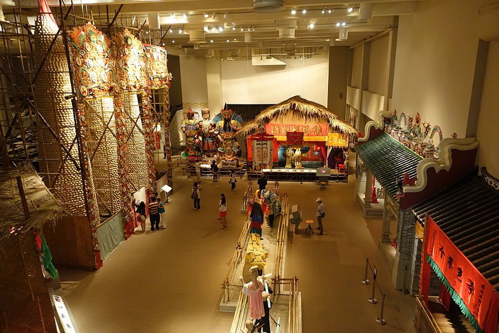 File:Interior view - Hong Kong Museum of History