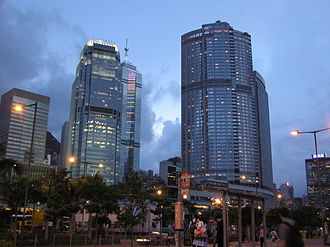 Capital control - The International Finance Centre in Hong Kong would likely oppose capital controls, and attempt to argue that they would not work.