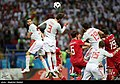 Iran and Spain match at the FIFA World Cup (2018-06-20) 47.jpg