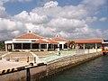 Iriomote nakama port terminal.jpg