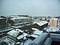 Irkutsk. February 2013. Cinema Barguzin, regional court, bus stop Volga, Diagnostic Center. - panoramio (58).jpg