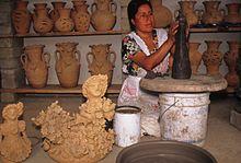 Santa Fe College >> Blanco family (Oaxacan potters) - Wikipedia