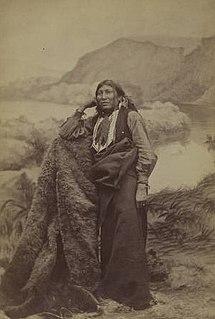 Isataii Comanche warrior