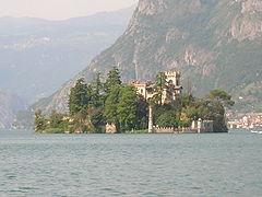 Lake Iseo  Lago d'Iseo - Isola di Loreto
