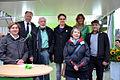 Jürgen ist hier, und Du ... 2013 Wahlkampf-Team vom Bündnis 90 Die Grünen am Kröpcke in Hannover zur Bundestagswahl 2013.jpg
