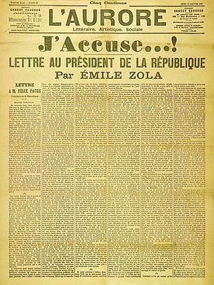 Jaccuse Wikipedia