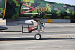 JASDF F-4EJ(87-8409) nose landing gear right side view at Komaki Air Base March 3, 2018.jpg