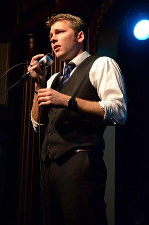 JB Baretsky - Image: JB stage