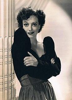 Joan Crawford American actress (190?–1977)