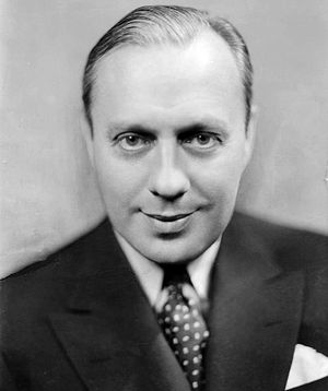 Jack Benny - Benny in 1933, newly arrived at NBC and the host of The Chevrolet Program