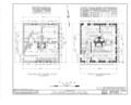Jacob Wills House, Marlton, Burlington County, NJ HABS NJ,3-MART.V,1- (sheet 1 of 20).png