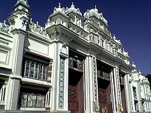 Jaganmohan Palace - Image: Jagan mohan palace 2