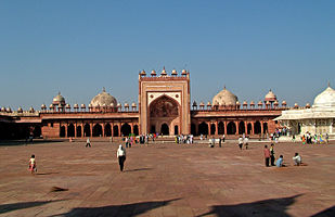 Jama Mosque, Fatehpur Sikri