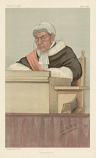 James Charles Mathew Irish barrister and judge