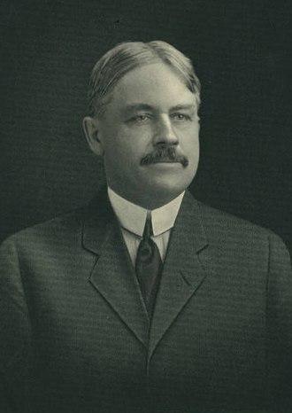 1922 United States Senate election in Arizona - Image: James Harvey Mc Clintock