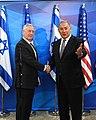 James Mattis with Benyamin Netanyahu in Israel 2017 (1b).jpg