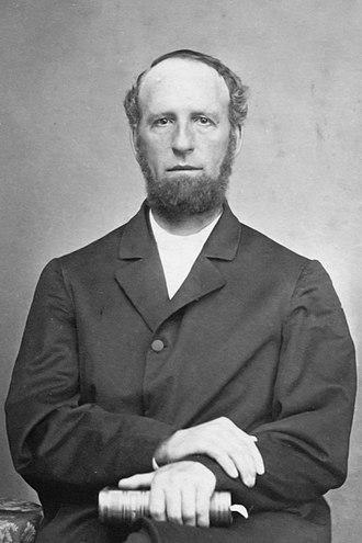 James Springer White - James White