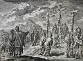 Jan Luyken's Jesus 31. Christ Crucified. Phillip Medhurst Collection.jpg