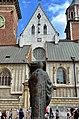 Jan Paweł II wcześniej Katedra Wawelska.jpg