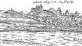 Jan Willenberg. Strakonický hrad. 1610.png