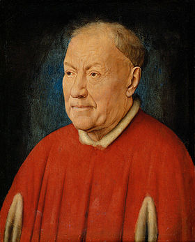 Image illustrative de l'article Portrait du cardinal Niccolò Albergati