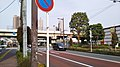 Japan National Route 413 end.jpg
