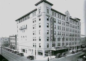 Florida Theatre - Florida Theatre in 1927.