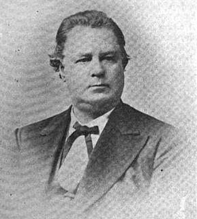 Jefferson P. Kidder American politician