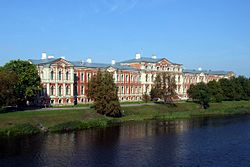 Jelgava Castle (Jelgavas pils)