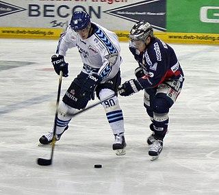 Jerome Flaake German ice hockey player
