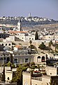 Jerusalem YMCA (view from the roof) - panoramio.jpg
