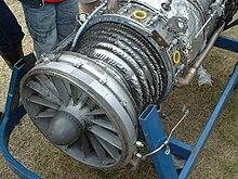 Inside of a jet engine after a bird strike & Bird strike - Wikipedia