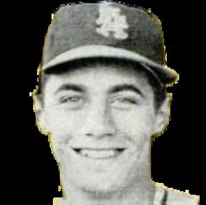 Jim Fregosi - Fregosi in 1962