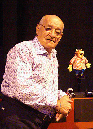 Jim Bowen - Jim Bowen in Edinburgh, 2008