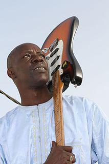 Jimi Mbaye Senegalese Guitarist