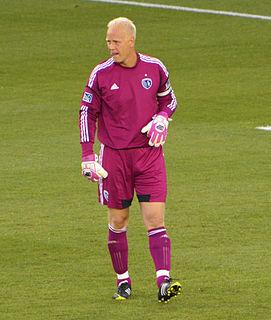 Jimmy Nielsen Danish footballer