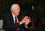 Jimmy Carter at the LBJ Library02