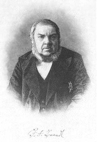 Johann Friedrich von Brandt - Image: Johann Friedrich Brandt
