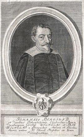 Johannes Bergius