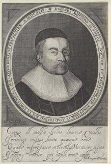 Johannes Maccovius Polish-Dutch theologian