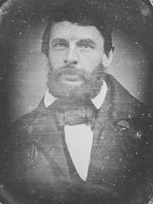 John Banvard - John Banvard, ca.1855