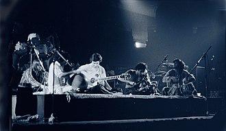 Shakti (band) - Shakti in 1976