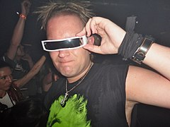 John B at EVE Nightclub, Miami Florida. 25 March 2011..JPG