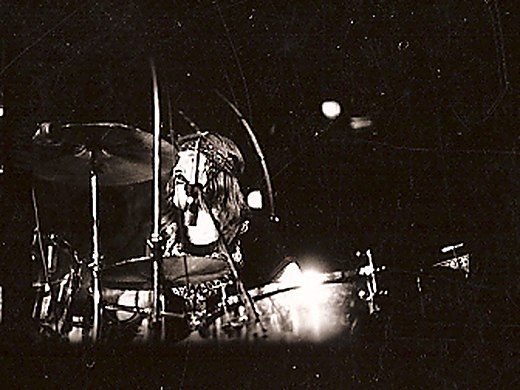 Bonham at Madison Square Garden with Led Zeppelin in 1973 John Bonham-2.jpg
