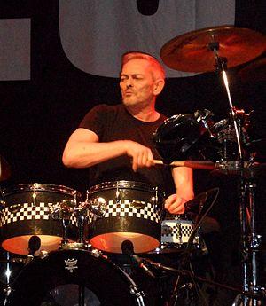 John Bradbury (drummer) - Image: John Bradbury