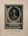 John Locke. Line engraving by W. Smart after Sir G. Kneller. Wellcome V0003668.jpg