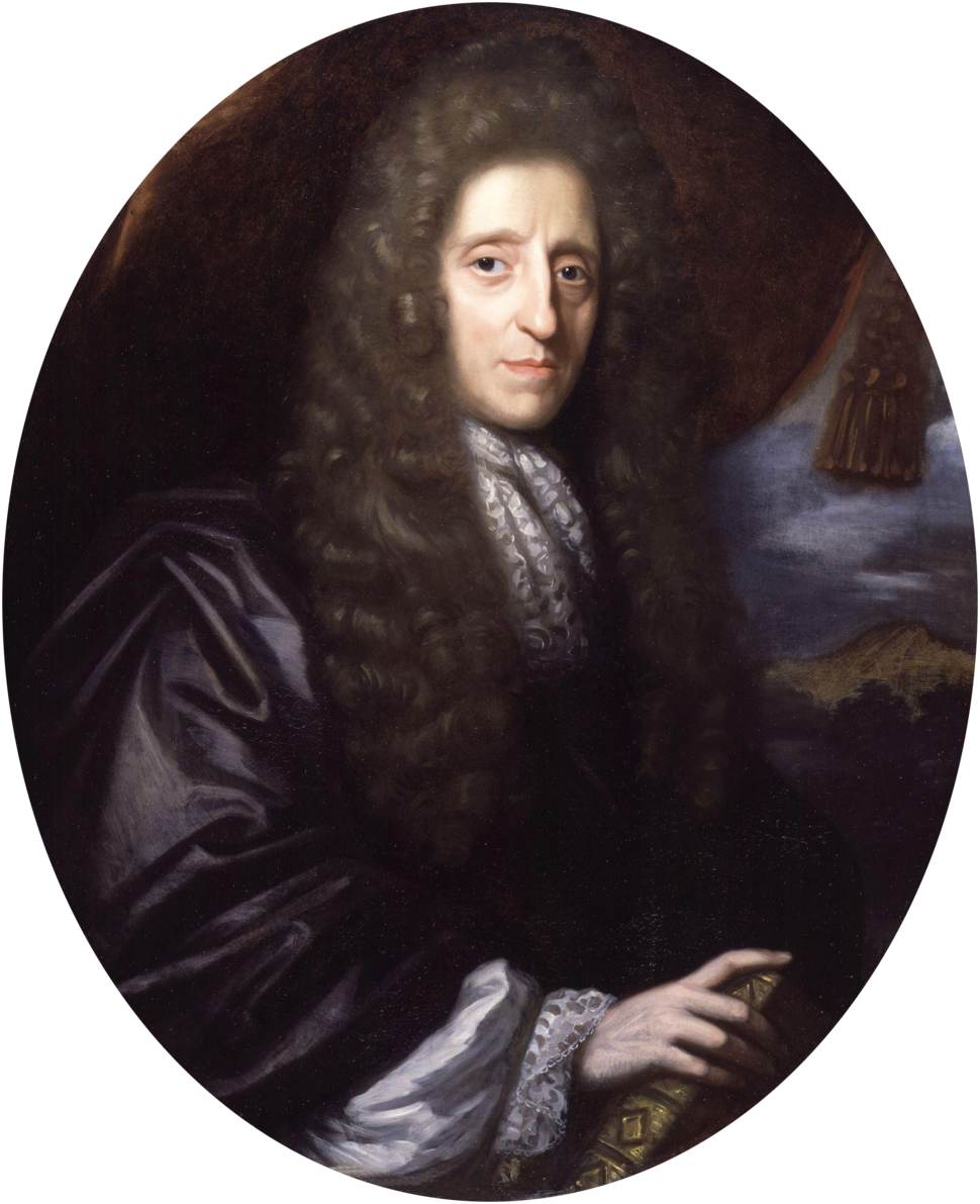 John Locke by Herman Verelst