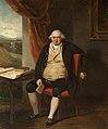 John Rubens Smith (1775-1849) (possibly) - Sir John Trevelyan (1761–1846), 5th Bt, Aged 68 - 584411 - National Trust.jpg